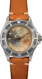 "Rolex ""Triple 6"" Sea-Dweller 16660"