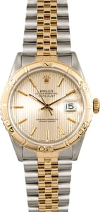 Rolex Two-Tone Datejust Thunderbird 16263
