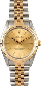 Rolex Two-Tone Oyster Perpetual 14233