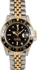 Rolex Two-Tone Vintage GMT-Master 1675