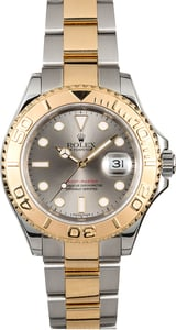Rolex Two-Tone Yacht-Master 16623 Slate Dial