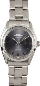 Rolex Vintage Air-King 5500 Slate Dial