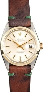 Rolex Vintage Date 1500 Two-Tone