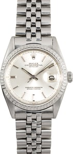 Rolex Vintage Datejust Stainless 1601