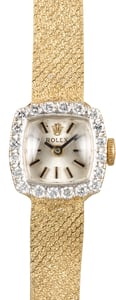 Rolex Women's Diamond Cocktail Watch