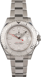 PreOwned Rolex Yacht-Master 116622 Steel & Platinum