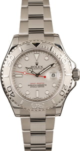 Pre-Owned Rolex Yacht-Master 116622 Platinum