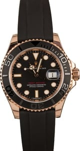 Pre-Owned 40MM Rolex Yacht-Master 116655 Ceramic Bezel