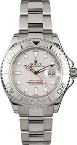 Rolex Yacht-Master 16622 Platinum and Steel
