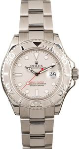 PreOwned Rolex Yacht-Master 16622 Steel Oyster