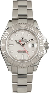 Rolex Yacht-Master 16622 Platinum Bezel and Dial