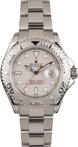 Rolex Yacht-Master 16622 Platinum Bezel and Dial 40MM