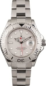 Pre Owned Rolex Yacht-Master 16622 Stainless Steel & Platinum