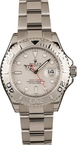 Rolex Yachtmaster 16622 Serial Engraved
