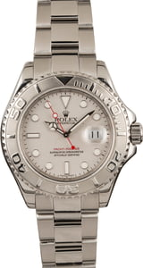 Used Rolex Yacht-Master 16622 Timing Platinum Bezel