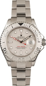 Pre-Owned Rolex Yacht-Master 16622 Platinum Watch