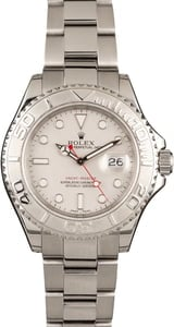 Rolex Yachtmaster Stainless Steel and Platinum 16622