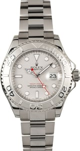 Rolex Yacht-Master 16622 Platinum Certified Pre-Owned