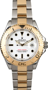 PreOwned Rolex Yacht-Master 16623 White Dial