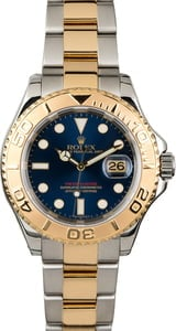 Rolex Yacht-Master 16623 Blue Dial with Two Tone Oyster
