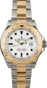 Rolex Yacht-Master 16623 Two-Tone Oyster with White Dial