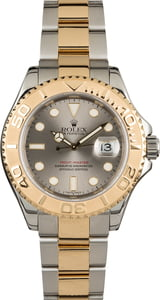 Pre-Owned Rolex Yacht-Master 16623 Two Tone