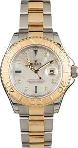 Pre Owned Rolex Yacht-Master 16623 Serti