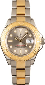 Rolex Yacht-Master 16623 Steel and Gold