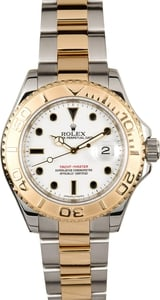 Rolex Yacht-Master 16623 White Dial