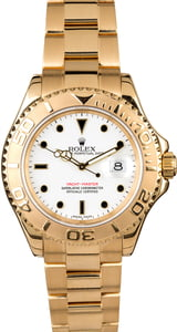 Rolex Yacht-Master 16628 Yellow Gold Oyster Band