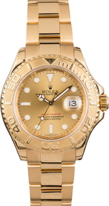 Pre Owned Rolex Yacht-Master 16628 18K Yellow Gold