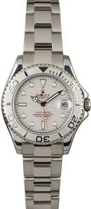 Used Rolex Yacht-Master 168622 Mid-Size Steel Watch