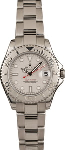 PreOwned Rolex Yacht-Master 168622 Steel 35MM Watch