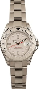 Pre-Owned Rolex Yacht-Master 168622 Mid-Size