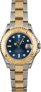 Rolex Yacht-Master 168623 Blue Dial 35MM