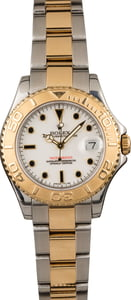 Used Rolex Mid-Size Two Tone 68623 Yachtmaster