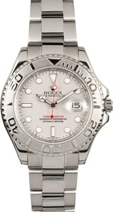 Rolex Yacht-Master Platinum 16622 Pre-Owned