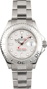 Rolex Yacht-Master Platinum Bezel 16622 Pre-Owned