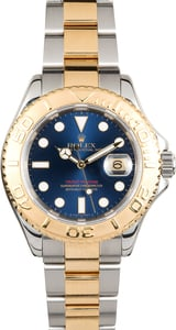 Rolex Yacht-Master Two-Tone 16623 Blue