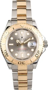 Rolex Yacht-Master Two-Tone 16623 Slate