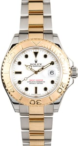 Rolex Yacht-Master White Dial 16623