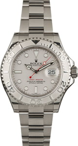 Rolex Yacht-Master 116622 Silver Dial