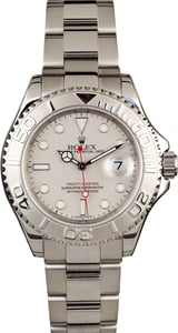 PreOwned Rolex Yacht-Master 16622 Luminescent Dial