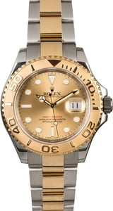 Men's Rolex Yacht-Master 16623 Two Tone Oyster