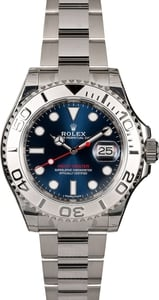 Men's Rolex Yacht-Master 116622BLSO Blue Dial