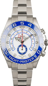 PreOwned Rolex Yacht-Master II 116680 Blue Ceramic