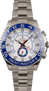 Pre Owned Rolex Yacht-Master II Stainless Steel 116680