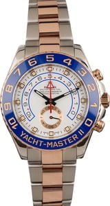 Pre Owned Rolex Yacht-Master 116681 Two Tone Everose