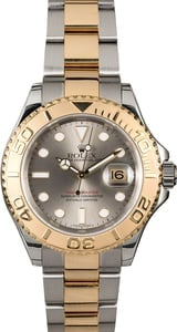 Rolex Yacht-Master 16623 Slate Dial Two Tone Oyster