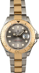 Rolex Yacht-Master 16623 Slate Luminescent Dial